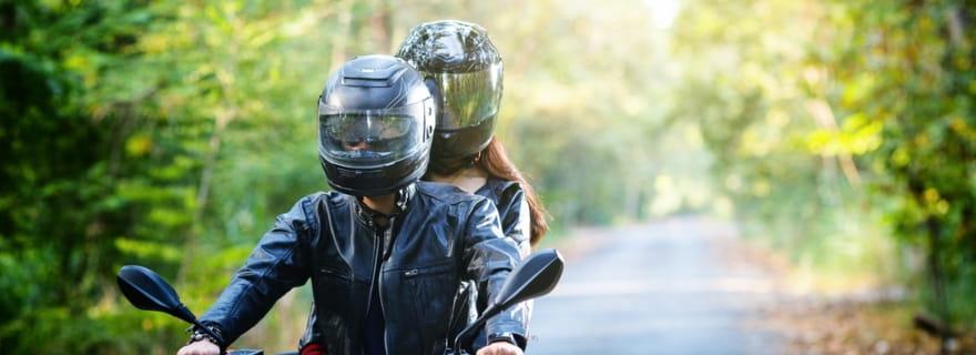 Seguro de moto: ¿cubre los alerones y el cajón?