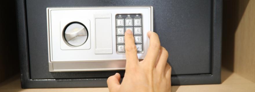Abarata tu seguro de hogar con una caja fuerte