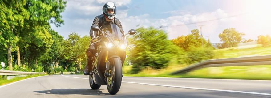 ¿Cómo te ayuda el seguro si te roban la moto?