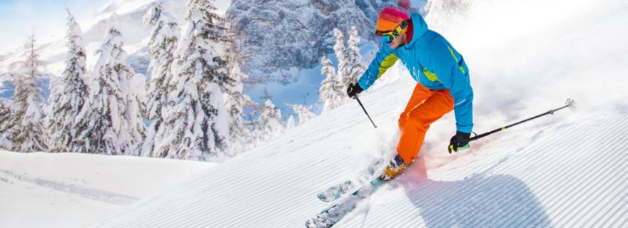 ¿Te gusta esquiar? Descubre las coberturas de los seguros para deportes de invierno
