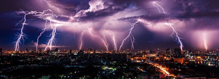 5 fenómenos atmosféricos que cubren el seguro de hogar