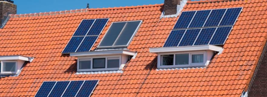 Paneles solares y el seguro del hogar