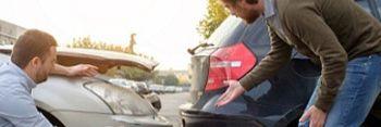 Partes de accidentes