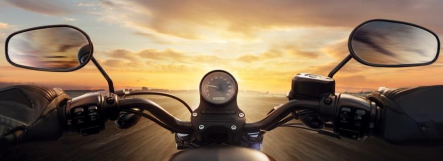 ¿Interesado en comprar una moto de 3 ruedas? Conoce cómo es su seguro de moto