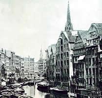 La compañía alemana se fundó en 1927